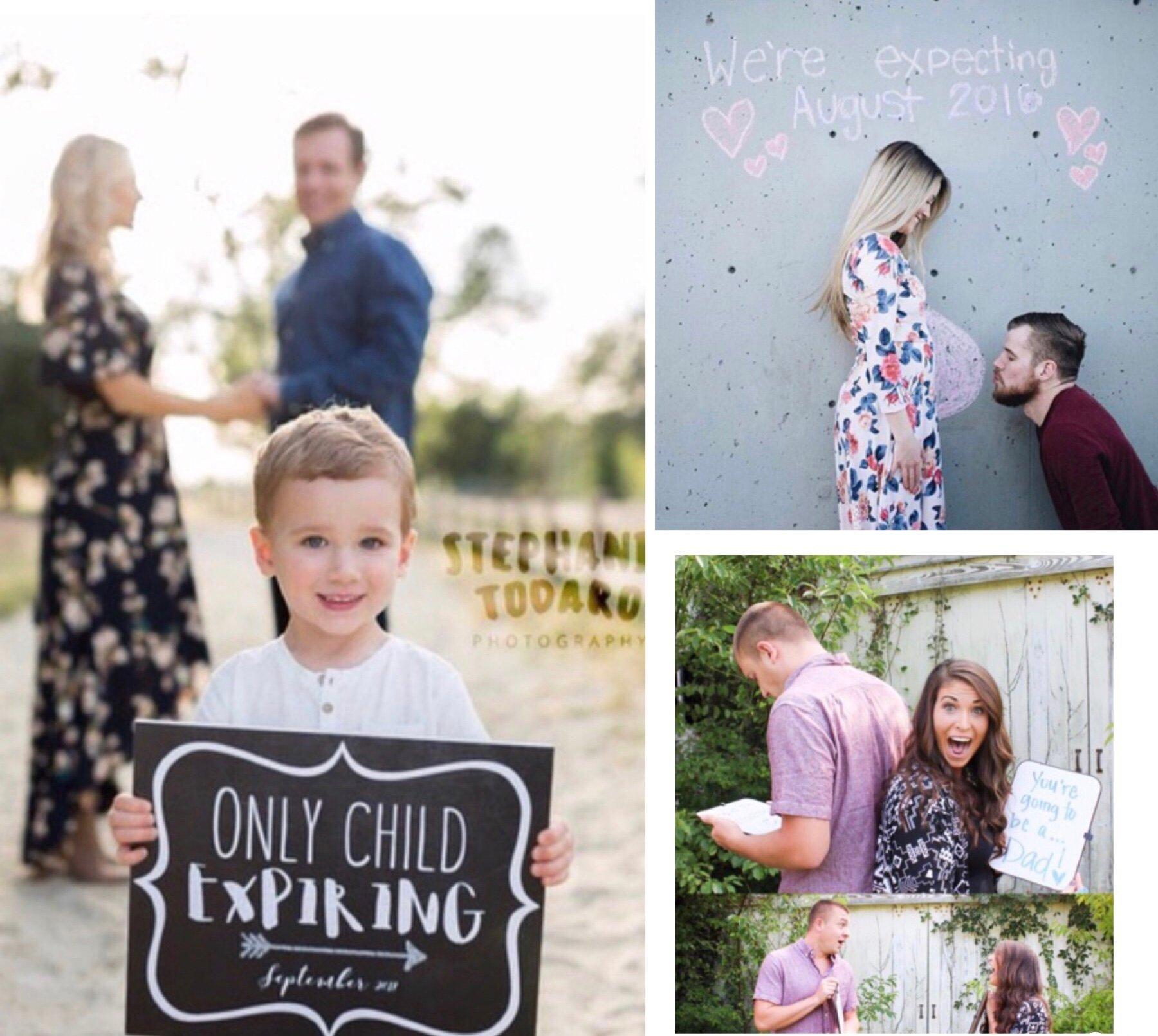 11 Creative Pregnancy Announcement Ideas Chaylor Mads