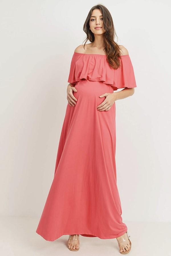 ljetna trudnička haljina