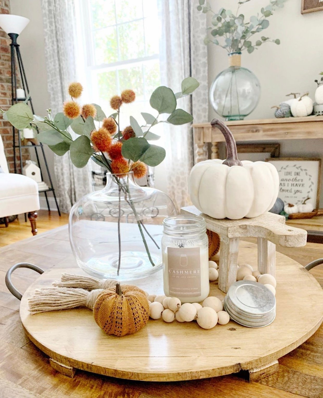 20 Gorgeous Fall Decor Ideas For Your Home   Chaylor & Mads