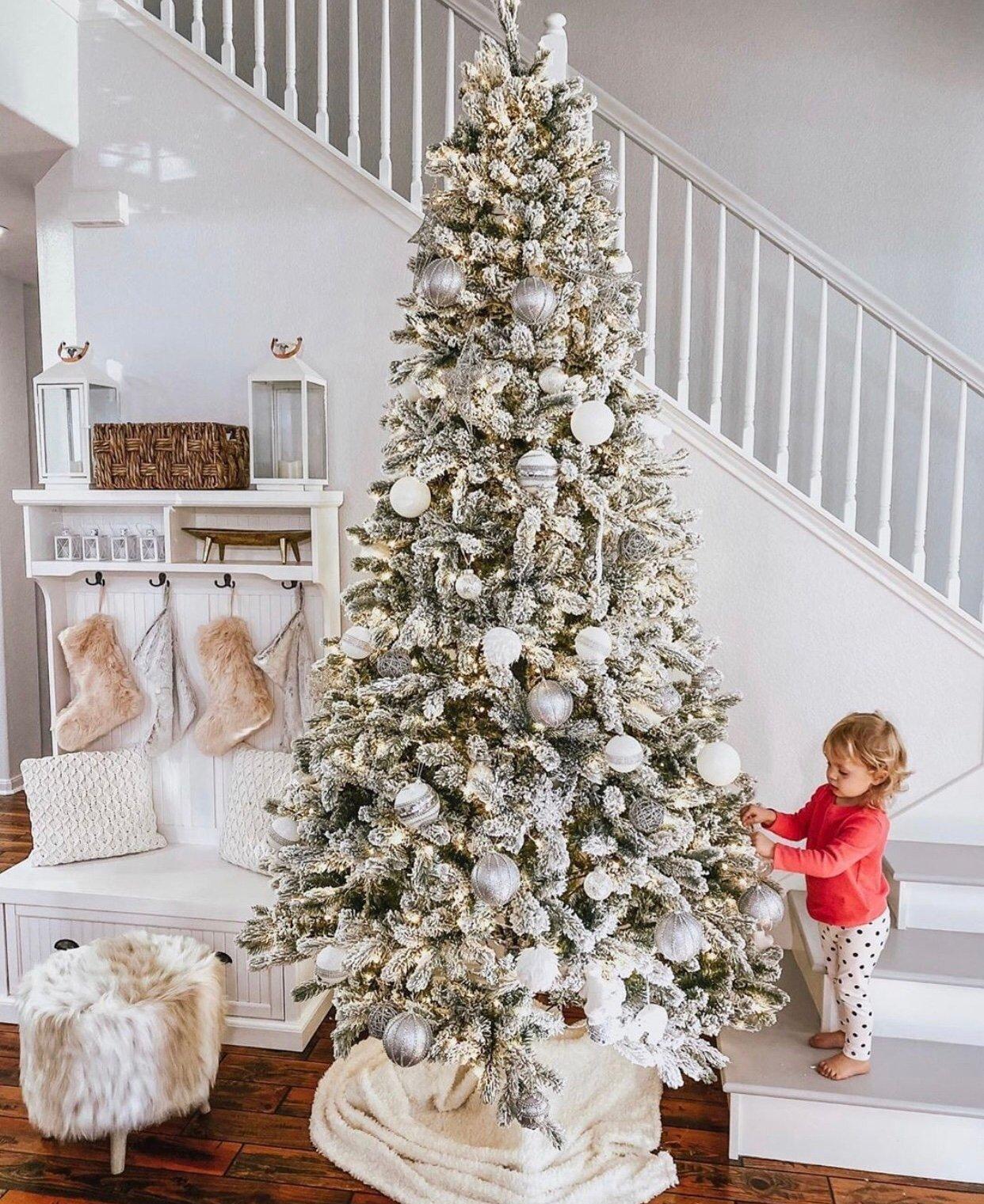 61 Stunning Christmas Tree Decorations Chaylor Mads