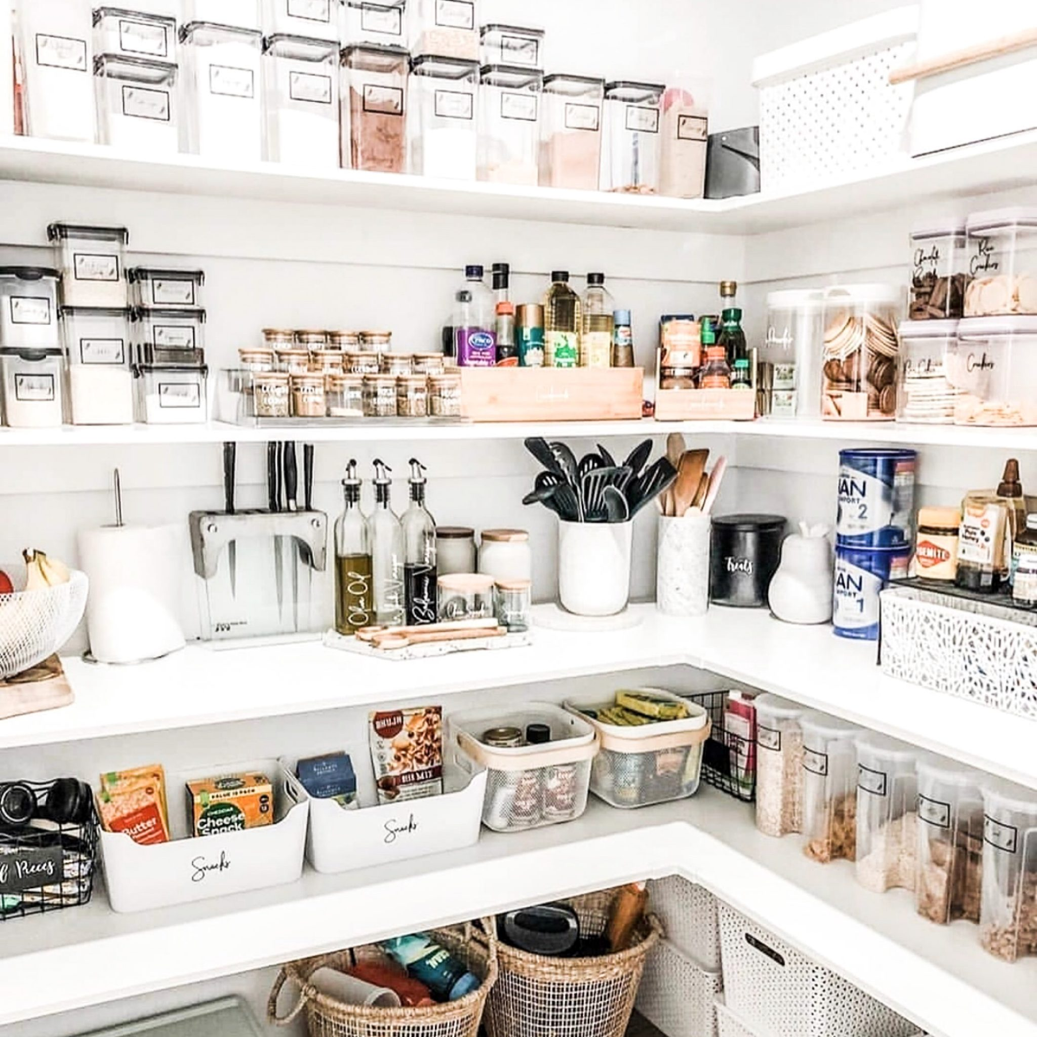 Nine must-know secrets to getting your home organized once and for all