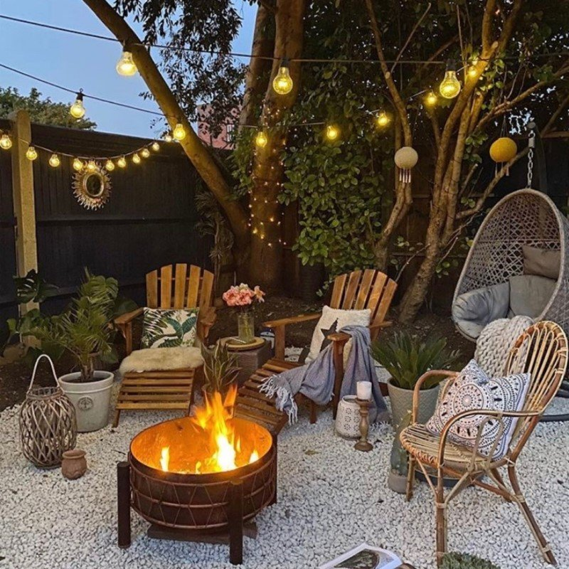 53 Stunning Outdoor Fire Pit Ideas, Firepit And Patio Designs
